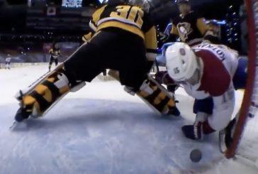 Video: Montreal yllätti Pittsburghin – Jesperi Kotkaniemi osui varsin onnekkaasti