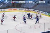 Video: Joonas Korpisalo hirmuvireessä - nollasi Toronto Maple Leafsin