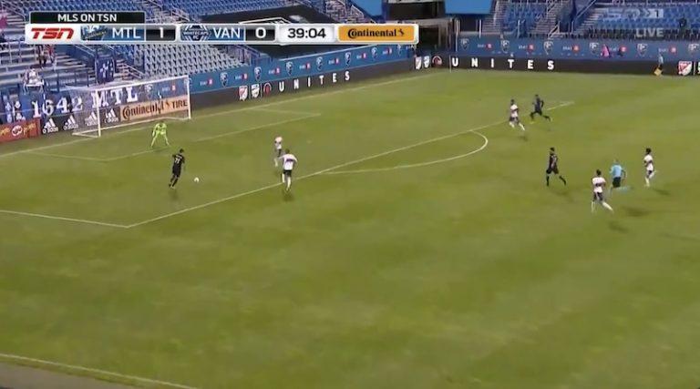 Video: Lassi Lappalainen viimeisteli kliinisesti osuman MLS:ssä
