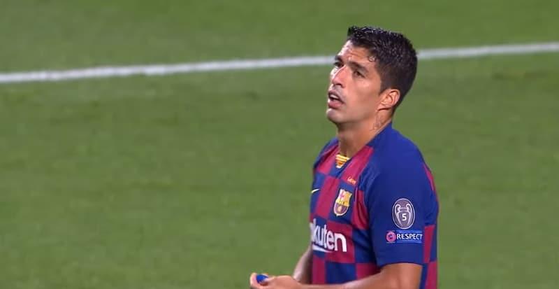Mestarien liigassa barcelona luis suarez - pallomeri.net