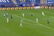 Video: Lyonin suora punainen kortti kuumensi tunteet - PSG liigacupin mestariksi pilkkukisan jälkeen