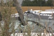 Video: Hurja tilanne Samsonas-rallissa - aitatolppa lävisti auton tuulilasin