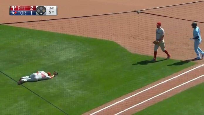 Syöttäjä Jose Alvarez Philadelphia Phillies / Pallomeri.net