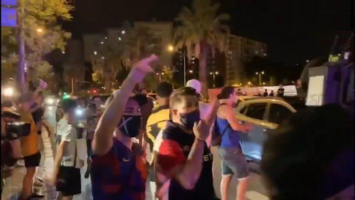 Barcelona-fanit / Pallomeri.net