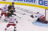 NHL:ssä erikoinen tilanne - haastoiko Carolinan valmentaja