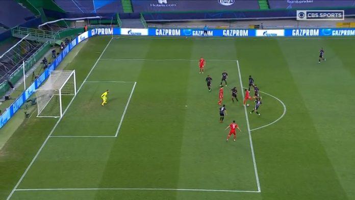 Serge Gnabry Bayern München / Pallomeri.net