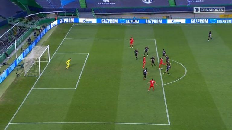 Video: Serge Gnabry oli Bayernin sankari – kuritti Lyonia huimalla yksilösuorituksella