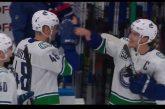 Olli Juolevi debytoi NHL:ssä - pääsi harvinaiseen kerhoon Esa Tikkasen seuraksi
