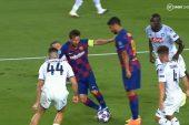 Video: Lionel Messi teki taikojaan - maalasi uskomattoman taistelusoolon päätteeksi