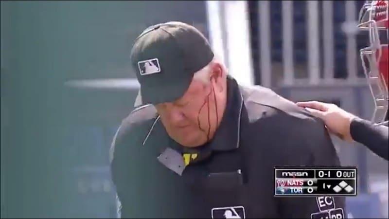 MLB-tuomari Joe West / Pallomeri.net