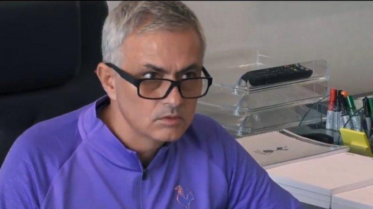 Video: Asiantuntijat lyttäsivät nimityksen – uusi Tottenham-dokumentti paljastaa Jose Mourinhon hulvattoman reaktion