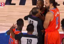 NBA antoi sakot kärhmästä / Pallomeri.net