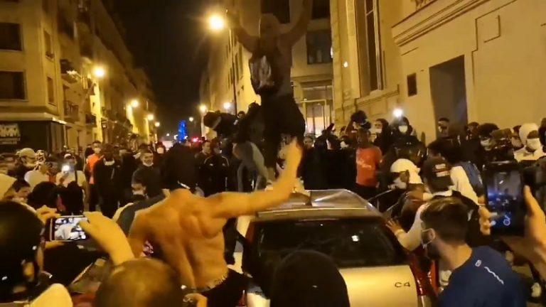 Video: PSG:n Mestarien liigan finaalitappio käynnisti mellakan Pariisissa – 148 ihmistä pidätettiin