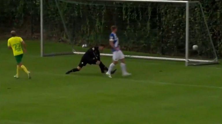 Video: Teemu Pukki iski jälleen – voittomaali näppärällä volleysijoituksella