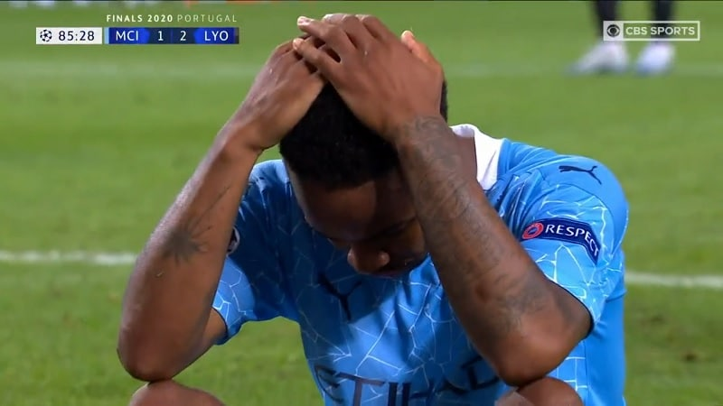 Raheem Sterling Manchester City / Pallomeri.net