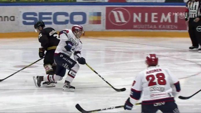 Eero Teräväinen HIFK / Pallomeri.net