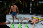 Video: UFC-ottelija kiskaisi ässän hihasta - tiputti vastustajan aivan uskomattomalla kierrelyönnillä