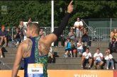 Video: Johannes Vetter tykitti hirmukaaren Paavo Nurmi Gamesissa - yli 91-metrinen ensikiskaisulla