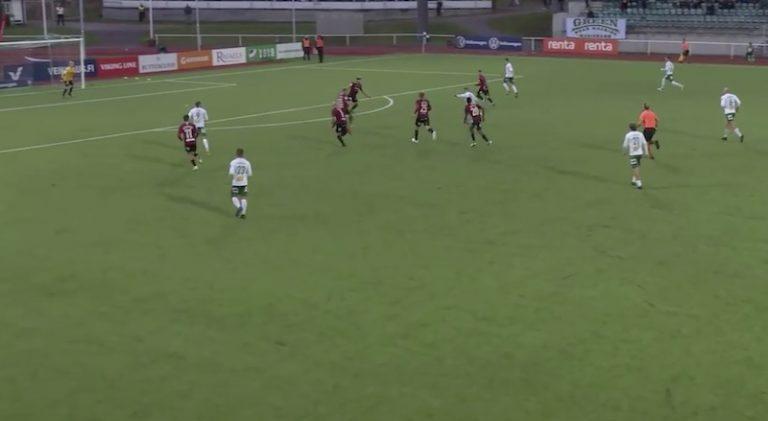 Video: Albion Ademi laukoi huikaisevan maalin Veikkausliigassa