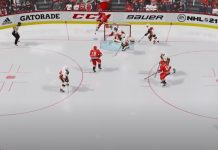 Ilmaveivi NHL 21 gameplay trailer konsoli - pallomeri.net