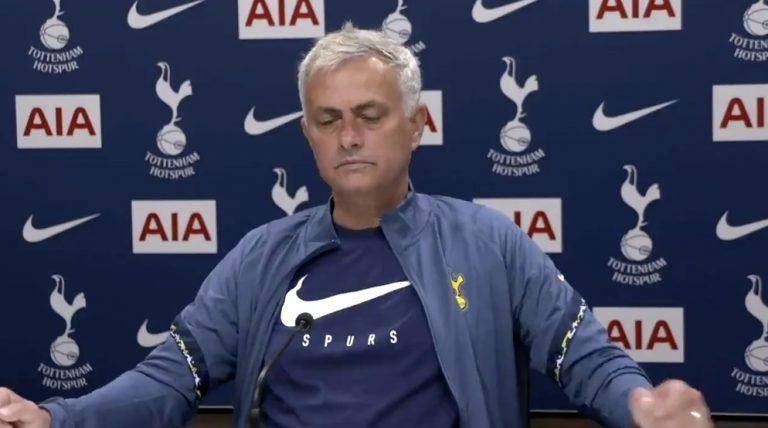 Video: Toimittaja esitti Jose Mourinholle liikuttavan kysymyksen – mestariluotsilta upea vastaus
