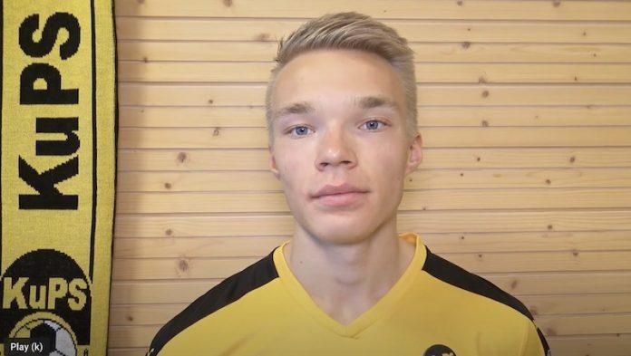 KuPS Ilmari Niskanen