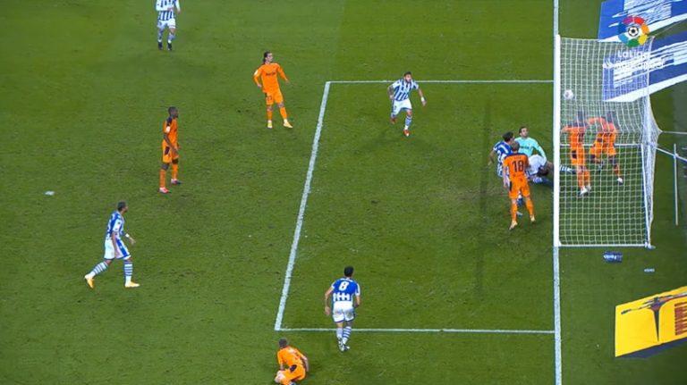Video: La Ligassa draamaa – Real Sociedadin 90+5 tasoitusmaali hylättiin
