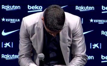Luis Suarez Barcelona Atlético Madrid