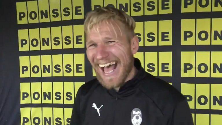 """Video: """"Ihan p****t housussa"""" – Ats Purje tähdittää KuPS:n hulvatonta Cluj-otteluennakkoa"""