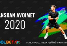 Ranskan avoimet kertoimet 2020 - pallomeri.net