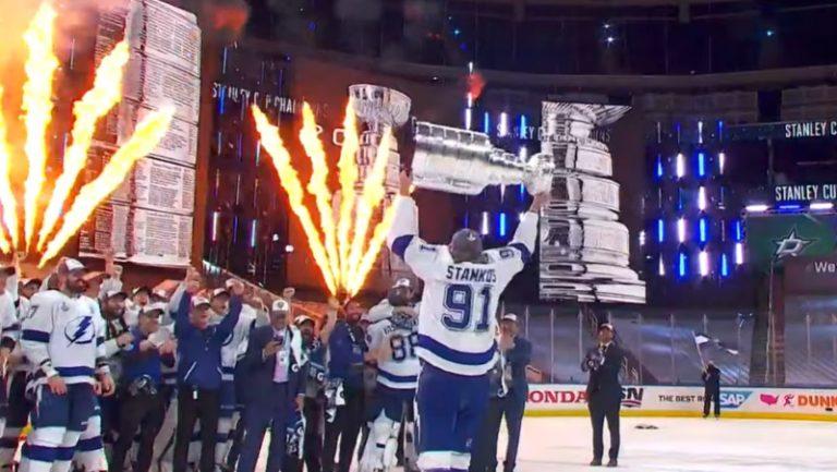 Tampa Bay on Stanley Cup -voittaja! – Victor Hedman vei pudotuspelien MVP-pystin