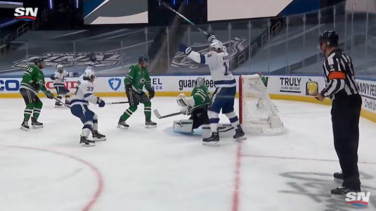 Video: Tampa Bay kaatoi Dallasin jatkoajalla – Stanley Cup katkolla seuraavassa matsissa