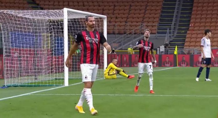 Inter Zlatan Ibrahimovic AC Milan - pallomeri.net