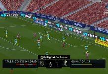 Atletico Madrid-Granada / Pallomeri.net