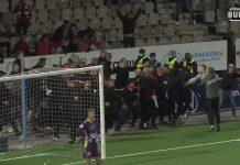 Hifk-kannattajat stadin derby 2020 / Pallomeri.net