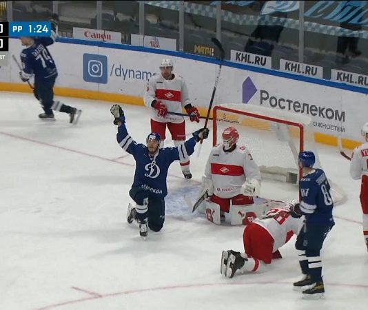 Dmitrij Jaskin Moskovan Dynamo / Pallomeri.net