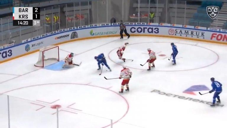 Video: TUTO:ssa piipahtanut KHL-pakki kynäiltiin katolleen – veti koomisen näyttävät nilkkarallit