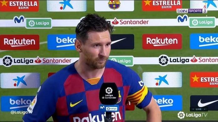Lionel Messi Barcelona Messin / Pallomeri.net