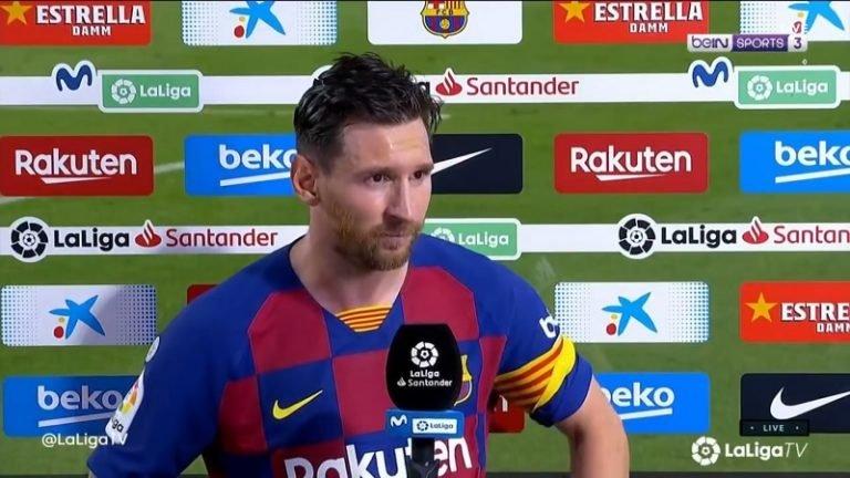 Goal: Siirtosaaga on ohi – Lionel Messi ei halua oikeustaistelua, jää sittenkin Barcelonaan
