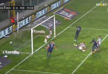 Porto vapari vs Boavista 2020 / Pallomeri.net