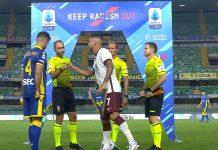 Verona & AS Roma Serie A avauskierros 2020-2021 / Pallomeri.net