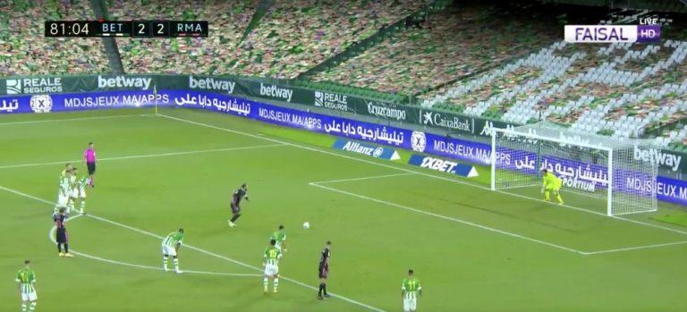 Video: Sergio Ramos upotti jäätävillä hermoilla jälleen Panenka-rankkarin sisään