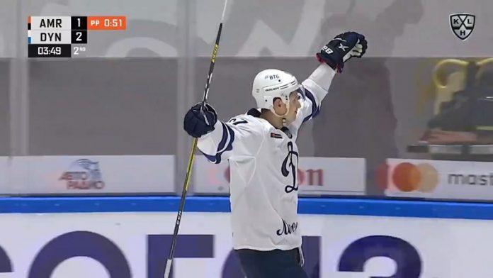 Vadim Schipachyov Dynamo Moskova / Pallomeri.net