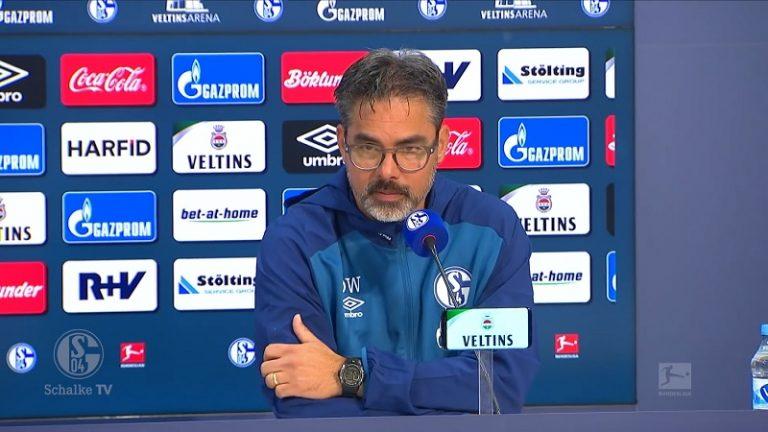 """Schalke antoi pikapotkut valmentajalleen – """"Kaksi ensimmäistä pelipäivää eivät tuottaneet tarvittavaa suorituskykyä"""""""