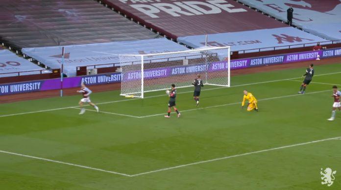 Aston Villa Liverpool - Pallomeri.net