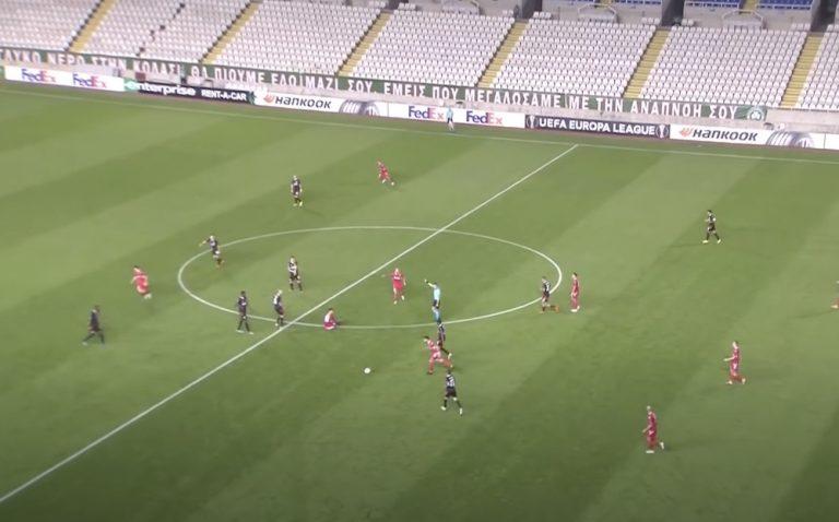 Video: Eurooppa-liigassa nähtiin huima vaparimaali 60 metristä