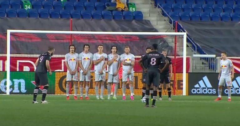 Video: Gonzalo Higuain tykitti fantastisen vaparimaalin Inter Miamin paidassa