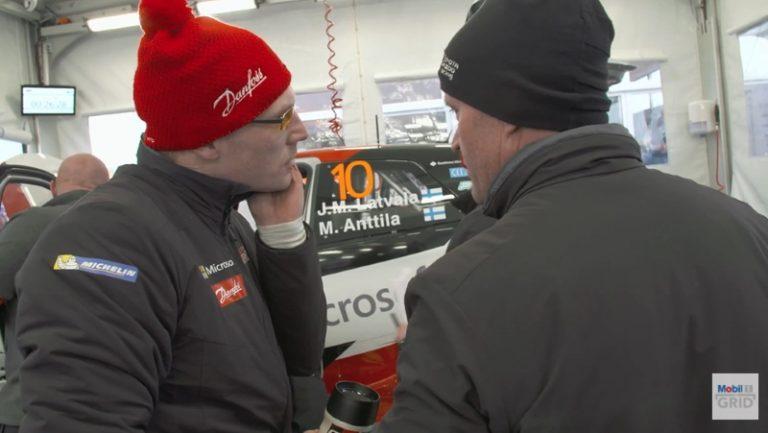 Jari-Matti Latvala sai huippupestin – astuu Tommi Mäkisen paikalle Toyotan tallipäälliköksi