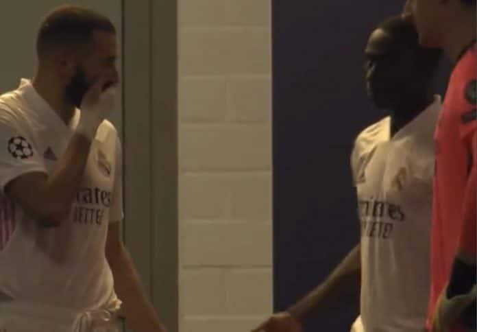 Karim Benzema Real Madrid / Pallomeri.net