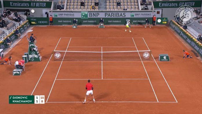Novak Djokovic - Pablo Carreno Busta live stream ranskan avoimet tennis